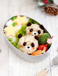 tofu panda dumplings s